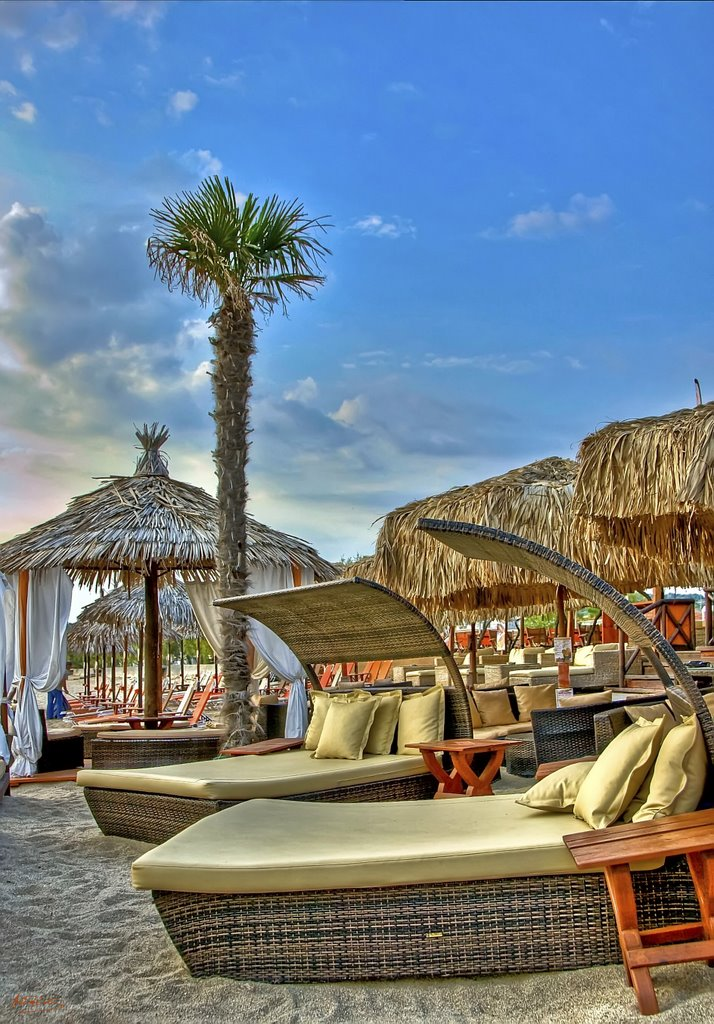 Beach Bars – Greece