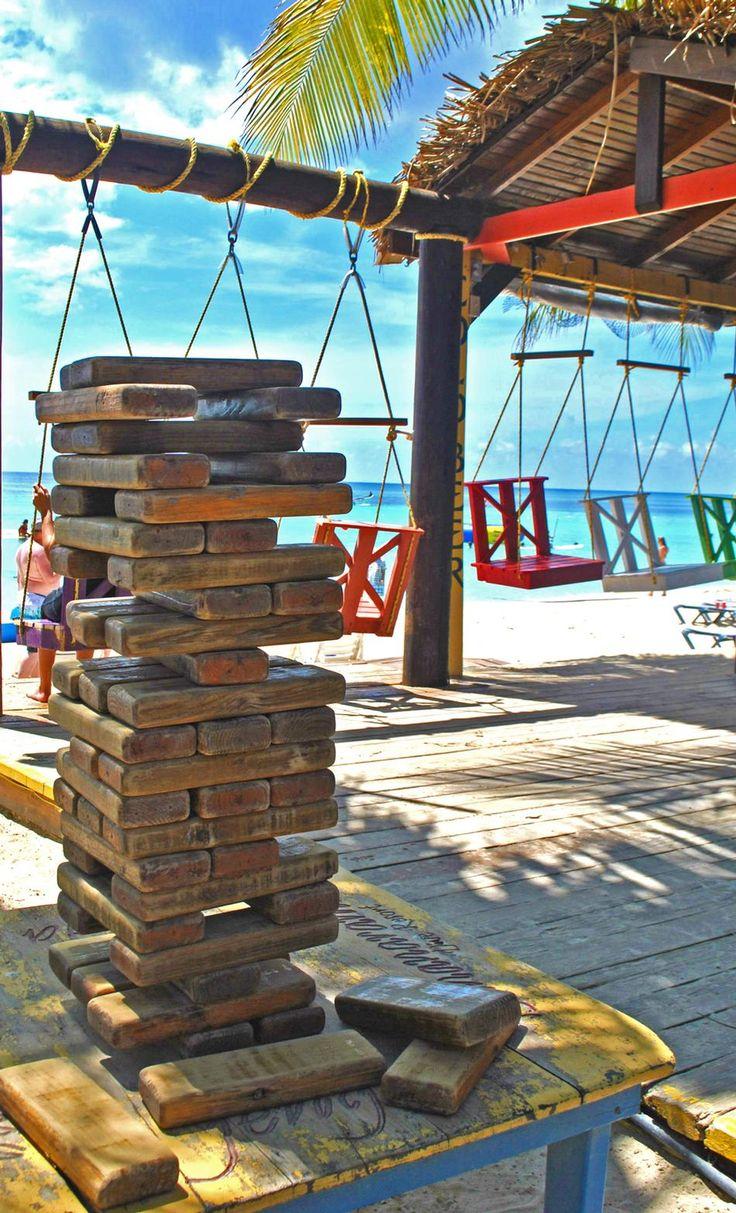 Beach Bar At Bananarama Dive And Beach