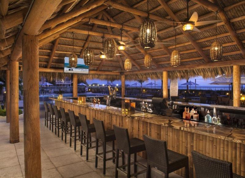 Lido Beach Resort Unveils Renovated Tiki Bar Beach Bar Bums
