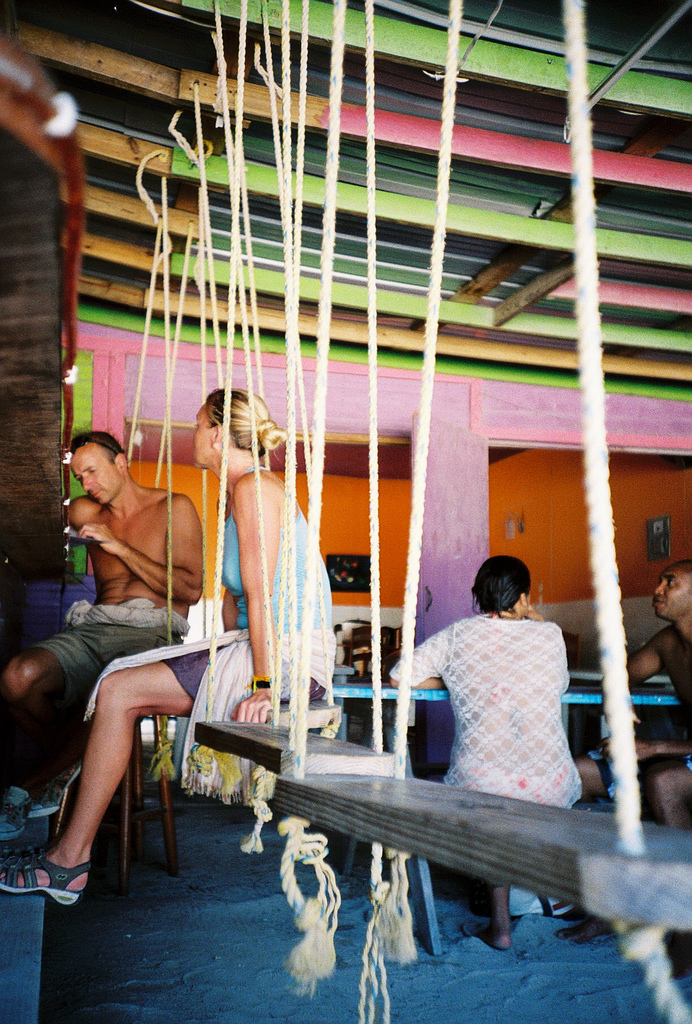 Photo Of The Day Enjoy Restaurant And Bar Caye Caulker Belize