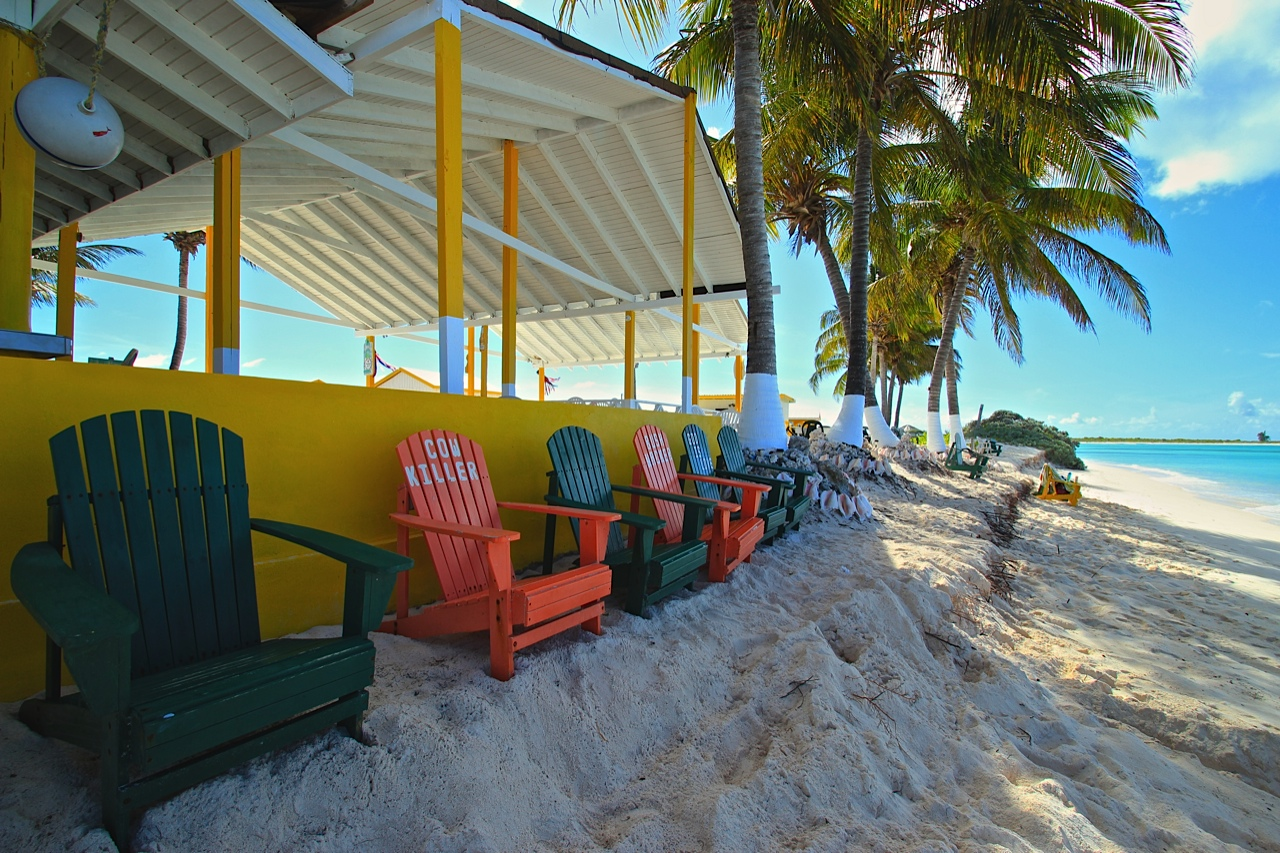 British virgin island bars